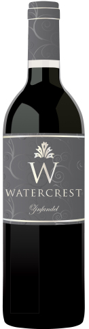 Chandon Nicholas Creative Firm Wins 2014 Graphic Design USA Award for Watercrest Brand Wine Label Design. (Photo: Business Wire)