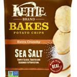 Kettle Brand Bakes Sea Salt Potato Chips (Photo: Business Wire)