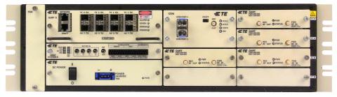 FlexWave CDIU card in TE's digital DAS host (Photo: Business Wire)