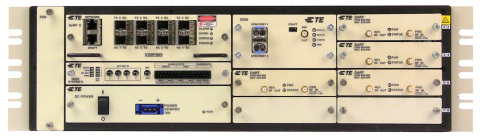 FlexWave CDIU card in TE's digital DAS host (Photo: Business Wire)