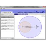 Azimuth Multi-Link Scenario Application (Graphic: Business Wire)