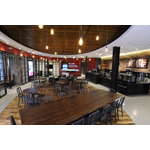 Today Capital One 360 opens the doors to its first 360 Café in Boston on 799 Boylston Street. (Photo: Business Wire)