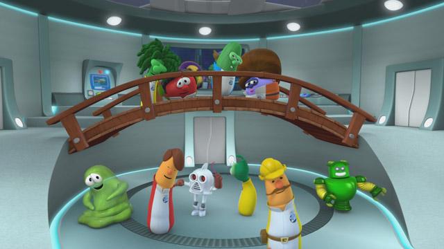 Veggies In Space The Fennel Frontier Trailer