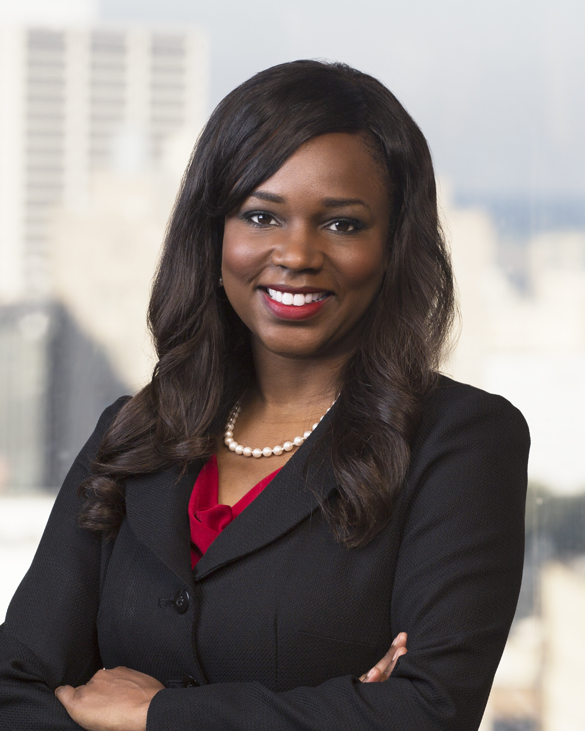 Tamecia G. Harris has joined McGlinchey Stafford's Houston office. (Photo: Business Wire)