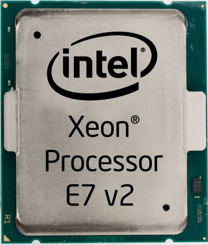 Intel® Xeon® Processor E7 v2 Family (Photo: Business Wire)