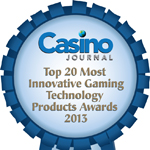 Bally earned honors for the Pro Wave and Power Progressives in the 17th annual Top 20 Most Innovative Gaming Technology Products Awards. (Graphic: Business Wire)
