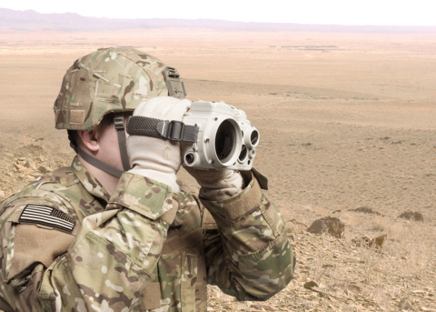 BAE Systems' HAMMER precision targeting system successfully completes Critical Design Review for the U.S. Army's JETS program. (Photo: BAE Systems)