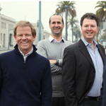From left to right: Jim Magill (Co-Founder & CMO), Bob Skubic (Chief Design Officer), Alder Yarrow (Chief Experience Officer), Lu Lacourte (Co-Founder & CEO) (Photo: Business Wire)