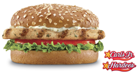 Carl's Jr. and Hardee's reintroduce the Charbroiled Atlantic Cod Fish Sandwich, the first charbroiled, never fried, fish sandwich from a major fast-food chain. (Photo: Business Wire)