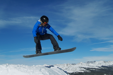 """Paralympic Snowboarder Amy Purdy, narrator of the film """"Tough Love"""" (Photo: Business Wire)"""