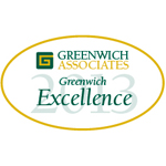 As part of Zions Bancorporation, California Bank & Trust wins 12 national and regional Greenwich Excellence Awards in Small Business and Middle-Market Banking (Graphic: Business Wire)