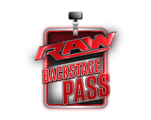 WWE Raw Backstage Pass will air live each week immediately following Monday Night Raw. The premiere will air on Monday, February 24 at 11:05 pm ET.