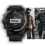 Introducing the Garmin fenix 2, the next generation multisport GPS watch with updated, easier-to-use interface, new training options and expanded wireless connectivity. (Photo: Business Wire)