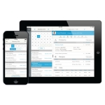 CareCloud Companion, a mobile clinical application for an iPad, iPad mini, iPhone, or iPod touch (Photo: Business Wire)