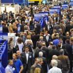 Over 16,600 attendees visited the 2014 NAPE Expo in Houston, Texas. (Photo: Business Wire)