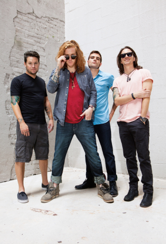 "American Rag kicks off ""ALL ACCESS"" campaign with We The Kings (Photo: Business Wire)"