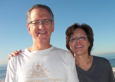 Mark and Margot Bisnow (Photo: Business Wire)