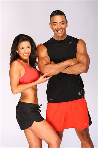 R.I.P.P.E.D. Fitness creators Tina and Terry Shorter (Photo: Business Wire)