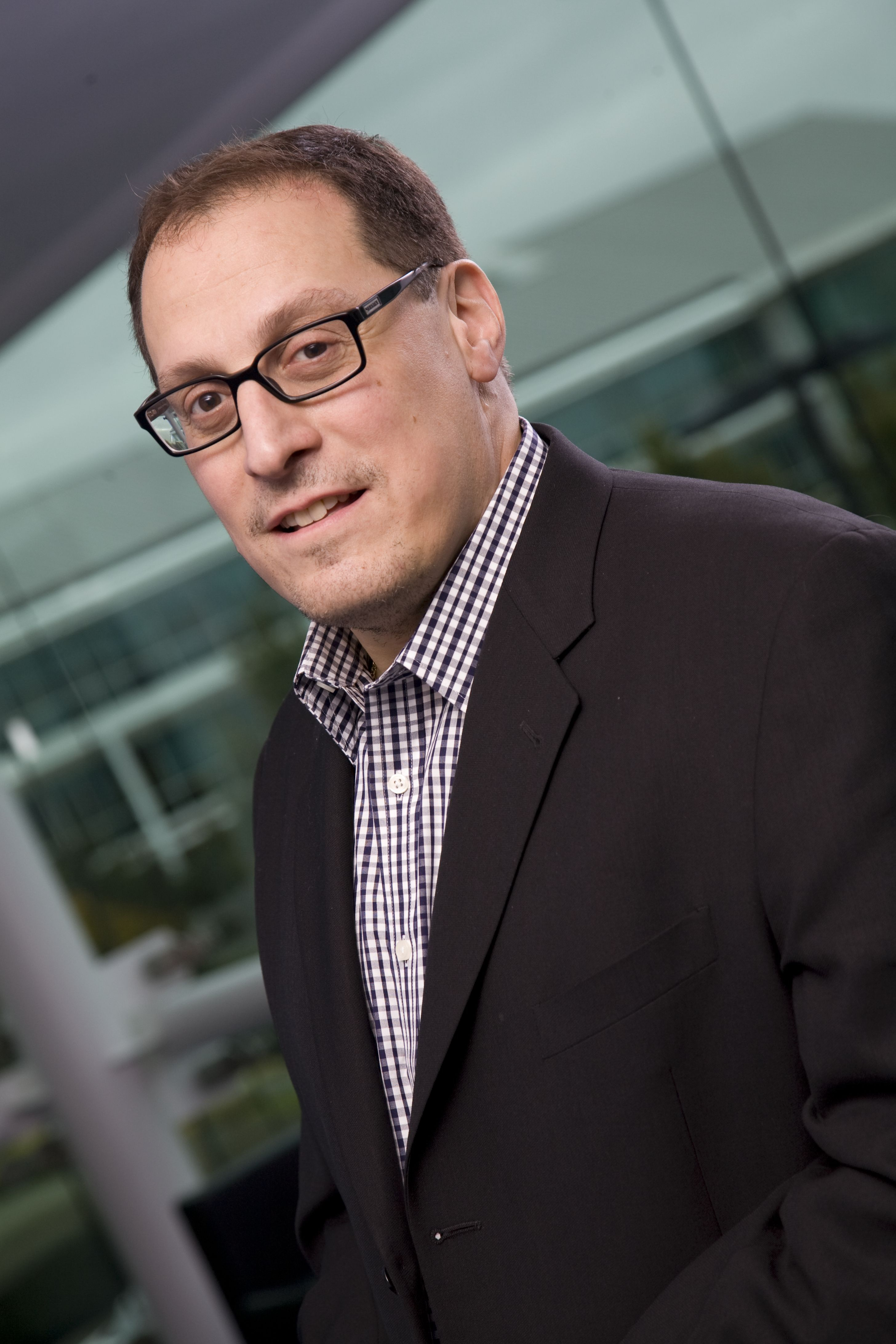John S. Rego joins Virgin Galactic as its new Chief Financial Officer. (Photo: Business Wire)