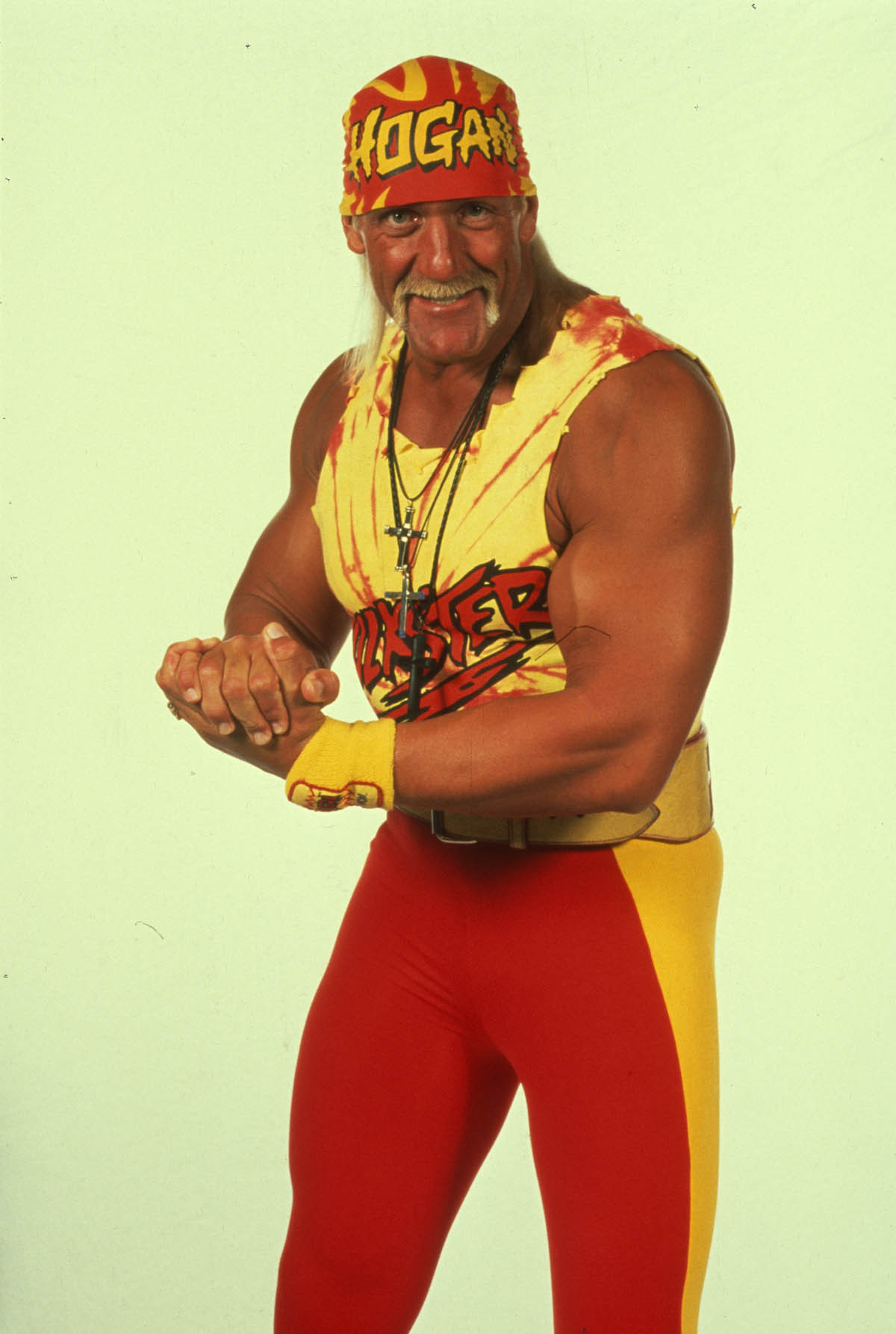 WWE Hall of Famer Hulk Hogan (Photo: Business Wire)