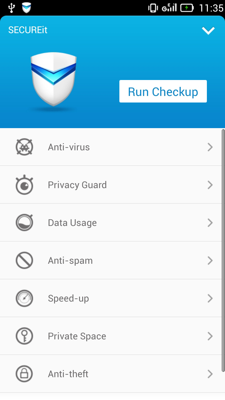 SECUREit is one of five new Lenovo DOit apps that make using your smartphone even better. (Graphic: Business Wire)