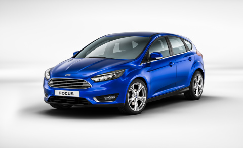 Redesigned Ford Focus delivers 1.0-liter EcoBoost(R) engine, new exterior design, completely revised ...