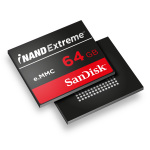 SanDisk introduces its next-generation iNAND Extreme embedded flash drive for smartphones and tablets. (Photo: Business Wire)