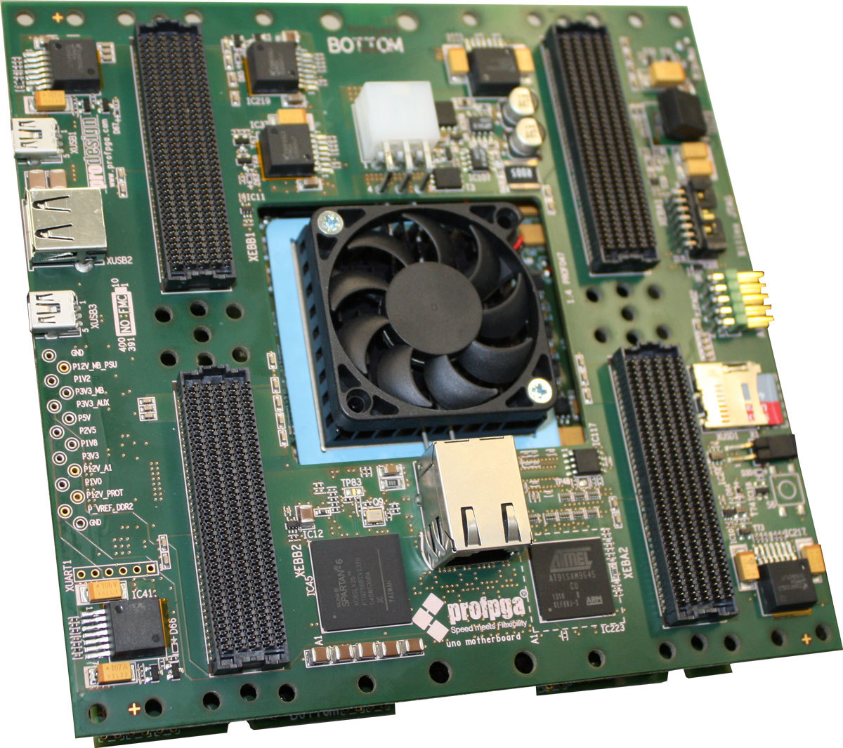 proFPGA uno V7 IP Prototyping System (Photo: Business Wire)
