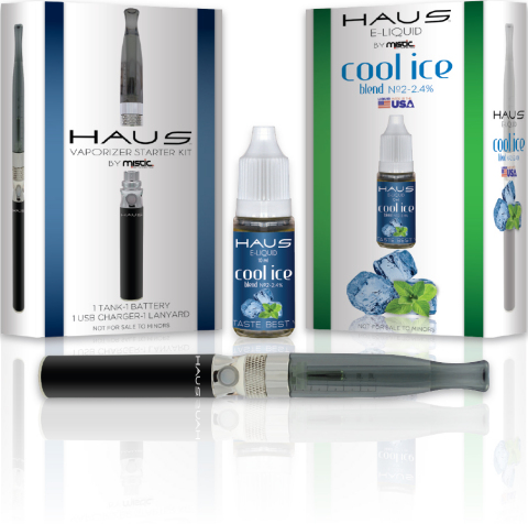 Haus™ Personal Vaporizer by Mistic Now Available at Walmart Stores in Oklahoma (Photo: twinkylicious.us)