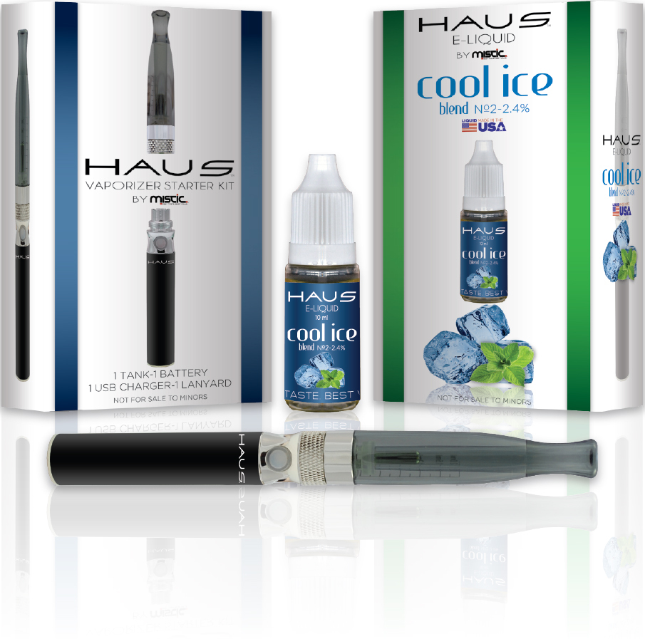 Haus™ Personal Vaporizer by Mistic Now Available at Walmart Stores in Oklahoma (Photo: Business Wire)