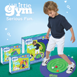 Canadian families can now bring home a piece of The Little Gym experience as the brand's first line of active toys are now available at Target Canada stores. The Little Gym toys, including Maze Mover, A