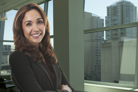 Neesha Hathi, senior vice president, Advisor Technology Solutions for Schwab Advisor Services (Photo ...