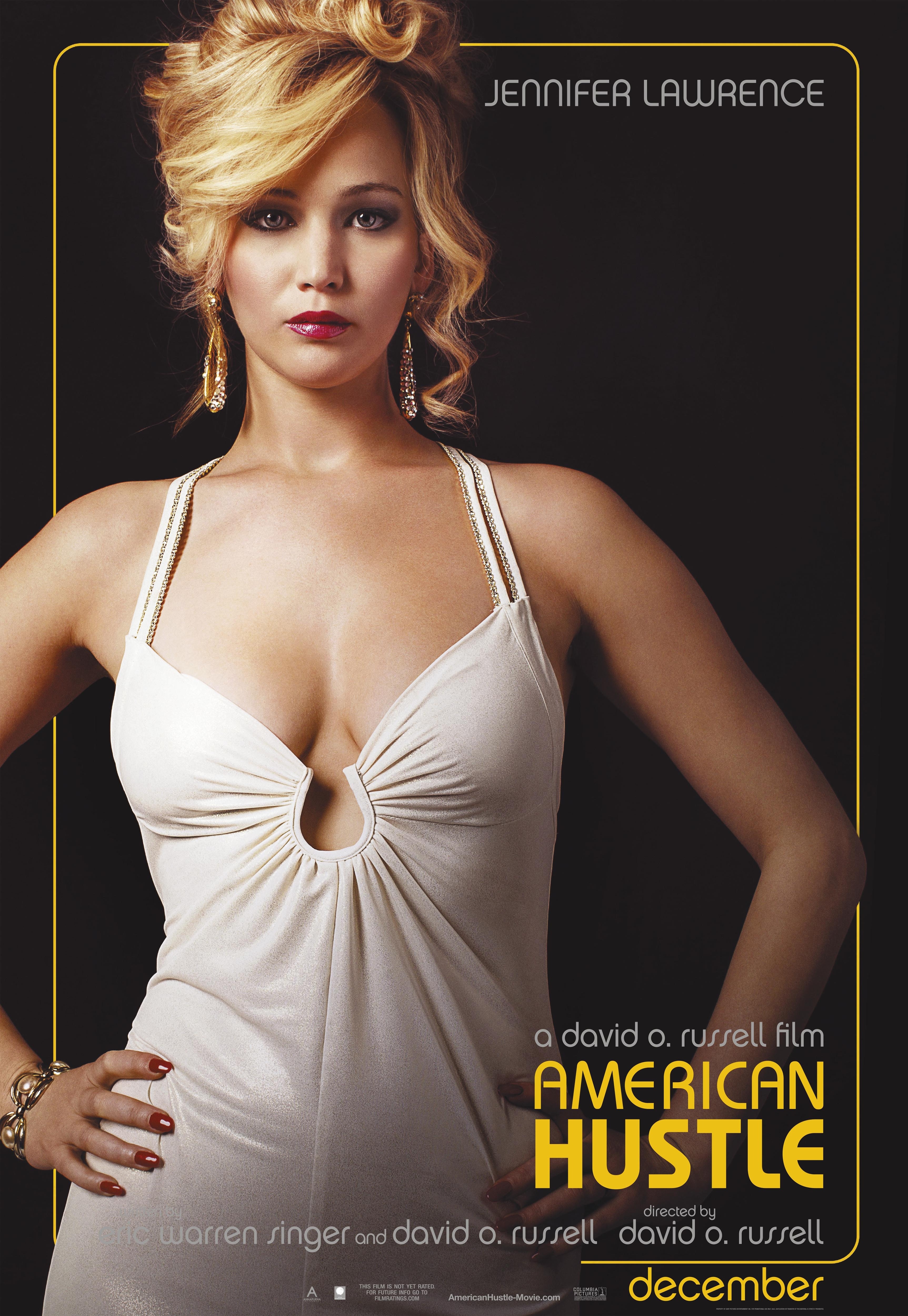 """Rosalyn Rosenfield's shimmering white dress, from David O. Russell's """"American Hustle,"""" 2013. Designed by Oscar(R)-nominated costume designer, Michael Wilkinson. (Photo: Business Wire)"""