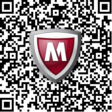 McAfee Mobile Security for Android is available for immediate download in the Google Play Store. McAfee also recently launched McAfee Mobile Security for iOS, which is also available free of charge. (Graphic: Business Wire)