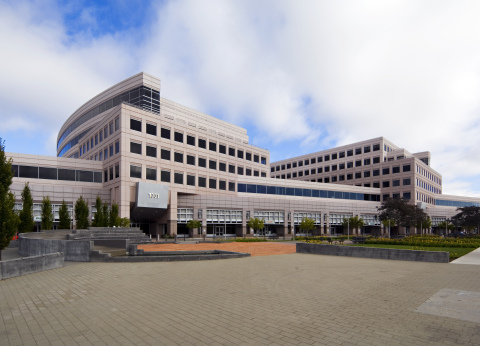 Parkside Towers in Foster City, California (Photo: Business Wire)