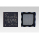 "Toshiba: ""TC35667FTG"", a low power consumption ICs for Bluetooth(R) Smart devices (Photo: Business Wire)"