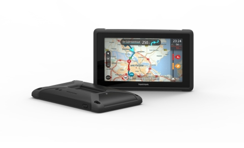 The new TomTom Bridge (Photo: BusinessWire)