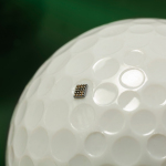 Freescale's new Kinetis KL03 is the world's smallest ARM-based microcontroller (Photo: Business Wire)