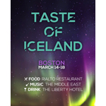 Join us for Taste of Iceland in Boston to celebrate Iceland's delicious food and vibrant music and get a taste of what life is like in Iceland! (Graphic: Business Wire)