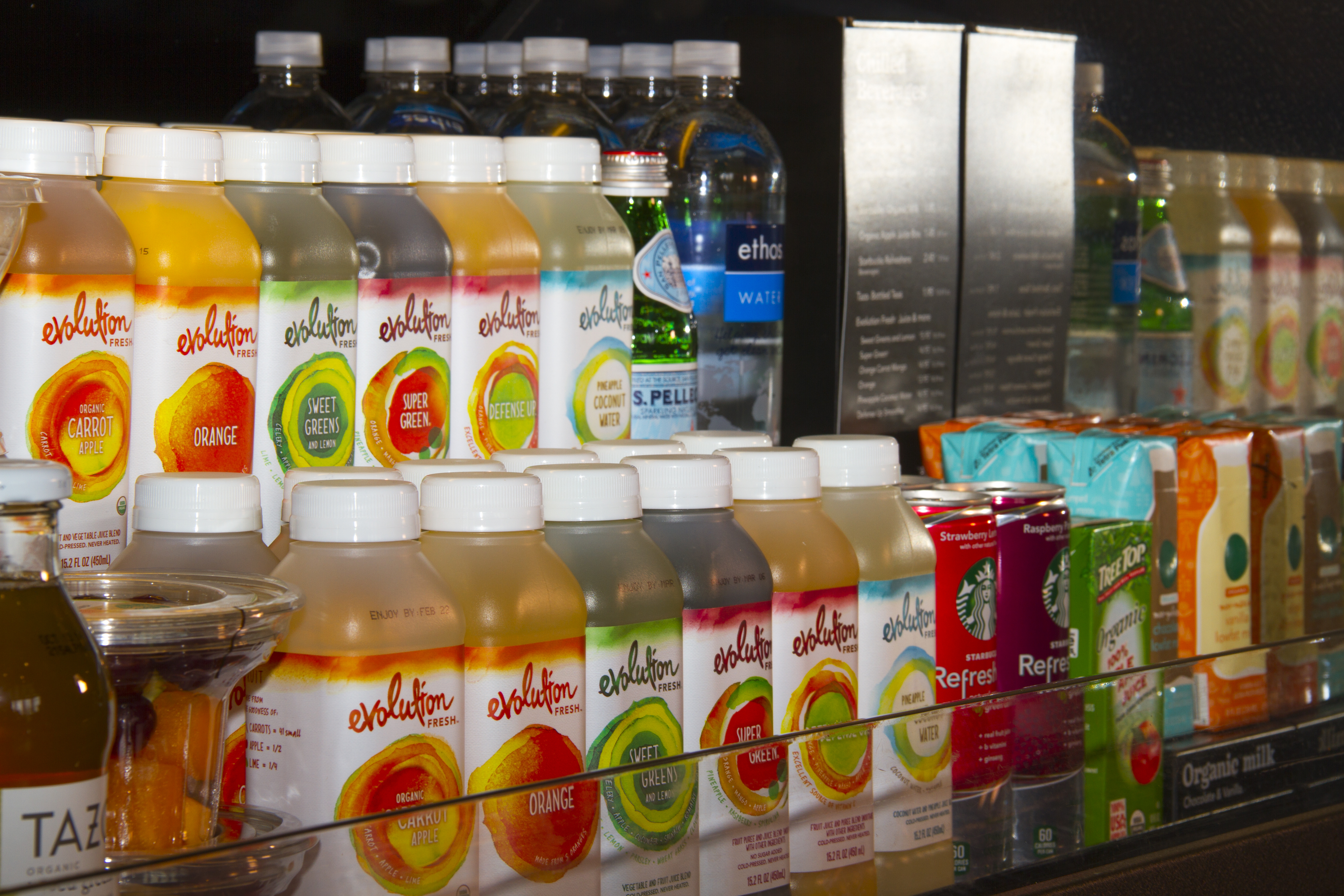 Evolution Fresh Brings More Cold-Pressed Juice to the U.S. Midwest with Availability in Chicagoland Starbucks Stores (Photo: Business Wire)