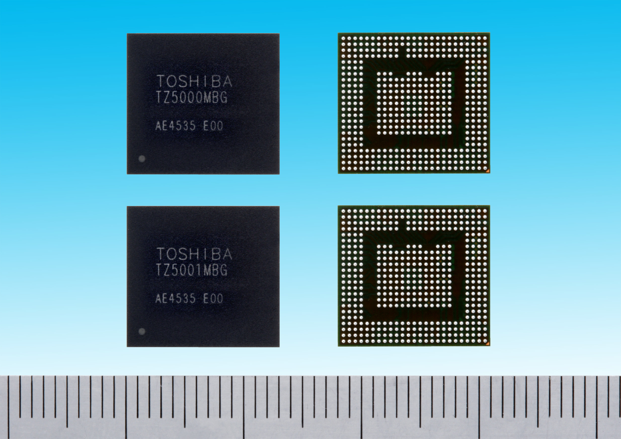 """Toshiba: """"TZ5000 series"""" of ApP Lite(TM) processors supporting wireless communication of high quality video (Photo: Business Wire)"""