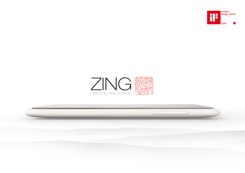 ZTE Zing (Photo: Business Wire)