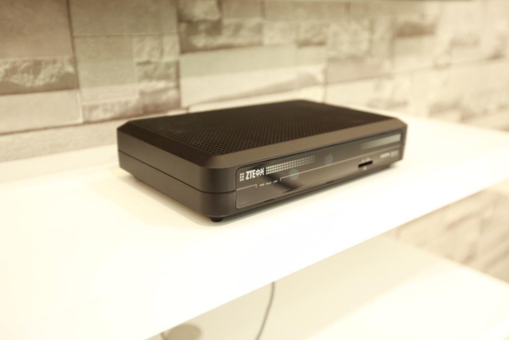 ZTE HD STB (Photo: Business Wire)