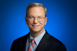 Eric Schmidt, executive chairman, Google (Photo: Business Wire)