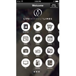 The Life Without Limbs ministry has launched a free, innovative mobile application now available for download from iTunes and Google Play to use on a variety of Apple and Android mobile devices. (Photo: Business Wire)