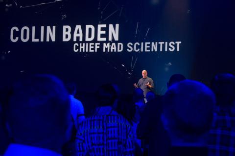 Oakley CEO, Colin Baden (Photo: Business Wire)