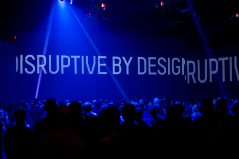 Disruptive By Design, Oakley's new brand platform (Photo: Business Wire)