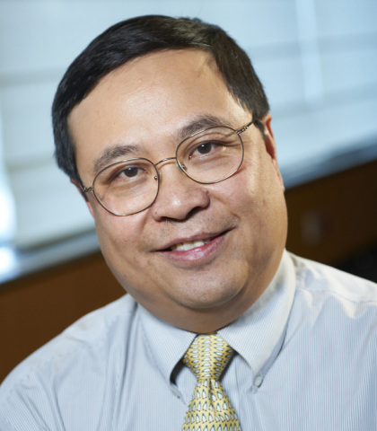 Yuman Fong, M.D., an internationally recognized expert in hepatobiliary cancer and in the use of gen ...