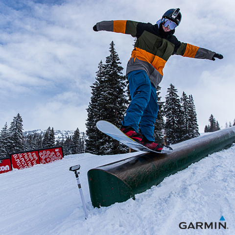 Garmin is excited to announce a partnership with Burton Snowboards as the official action camera spo ...