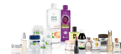 LR offers over 650 products. The assortment comprises beauty and decorative cosmetic products, fragrances and food supplements. The focus throughout is on sustainability and quality: LR controls and monitors continuously the entire value chain. (Photo: Business Wire)